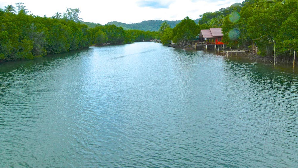 Absolute tranquility at Klong Chao on Koh Kut