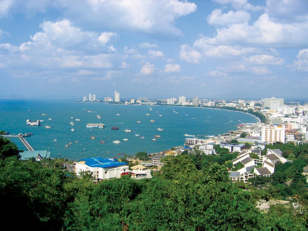 South Pattaya Bay
