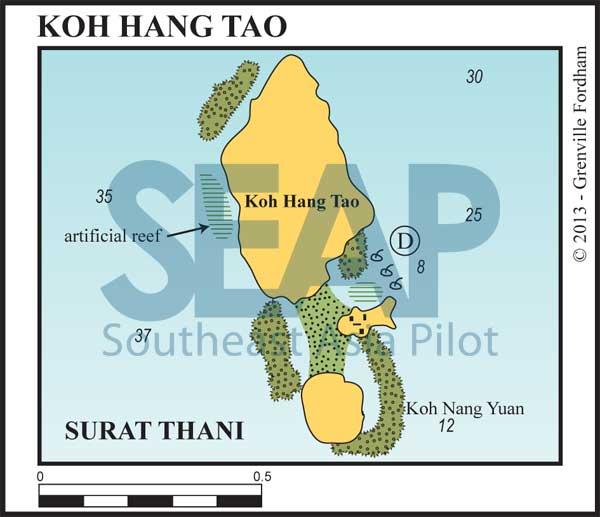 Koh Hang Tao, Gulf of Thailand