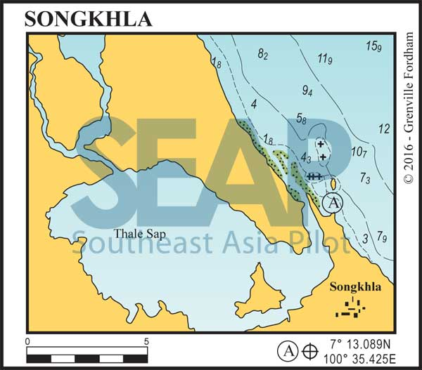 Songkhla, Gulf of Thailand