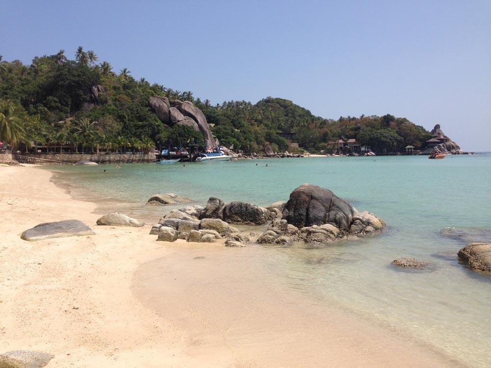 Beach at Koh Tao