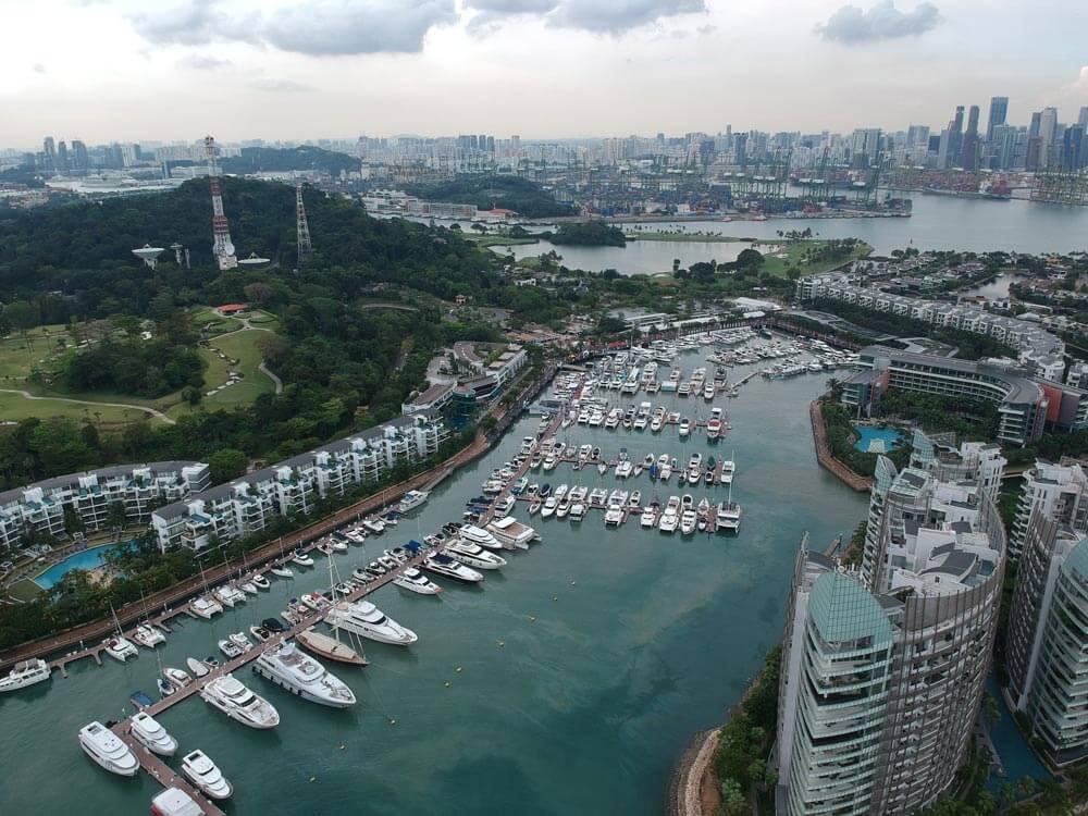 One  Degree 15, Singapore