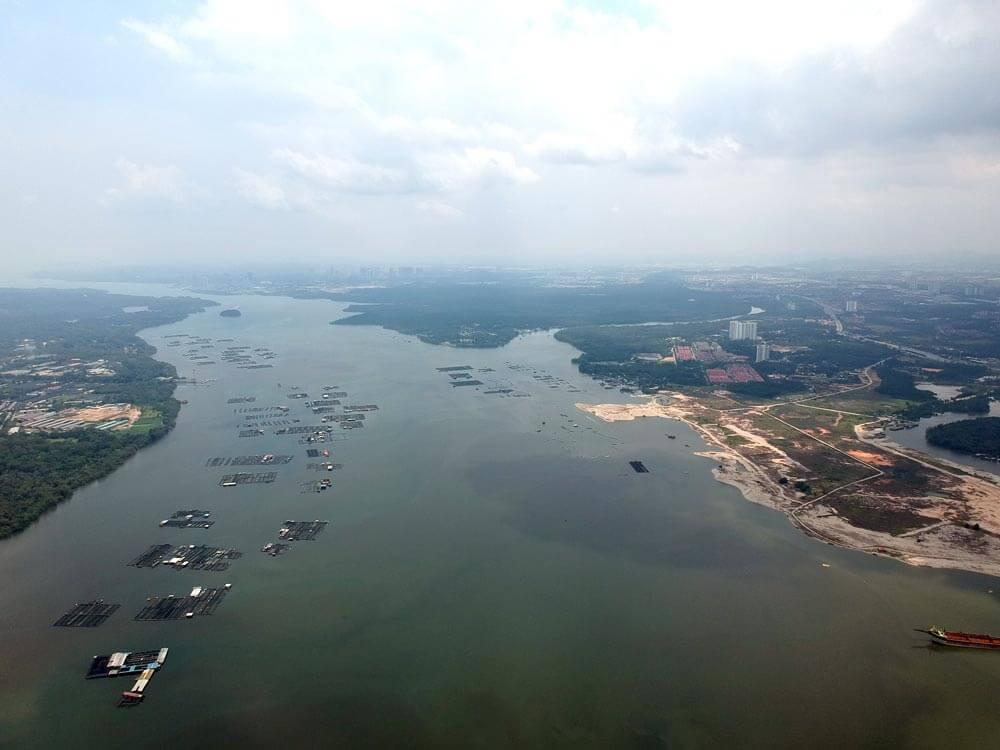 Johor Strait
