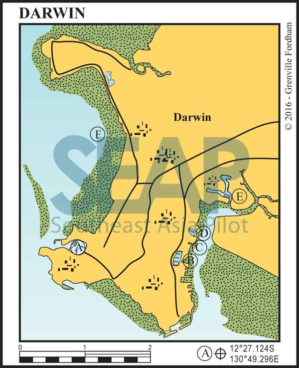 Darwin, Northern Territories, Australia