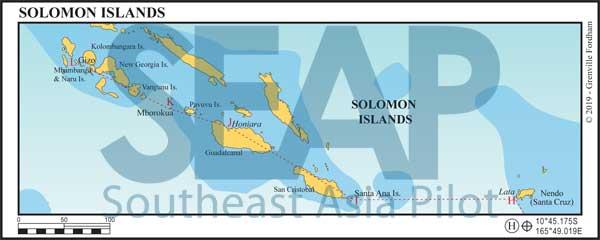 Solomon Islands chart