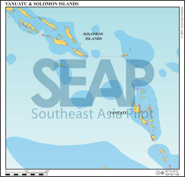 Vanuatu & The Solomons