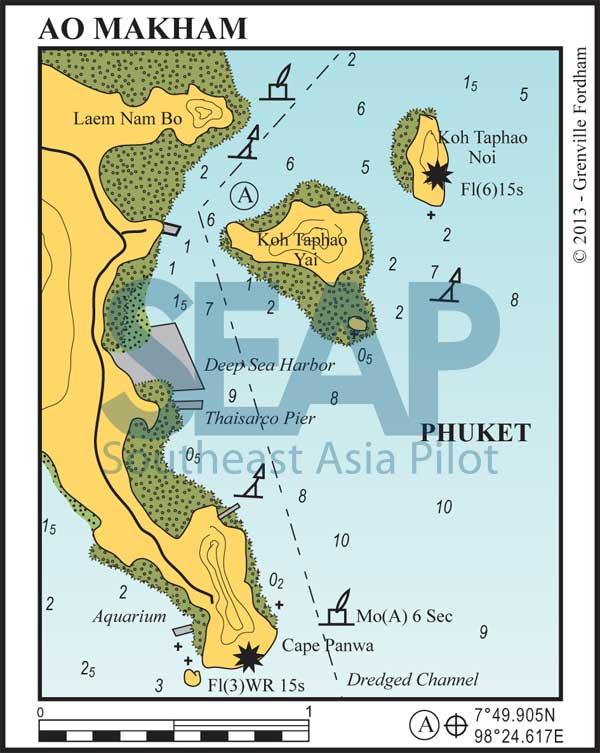 Ao Makham (Deep Sea Port), Phuket