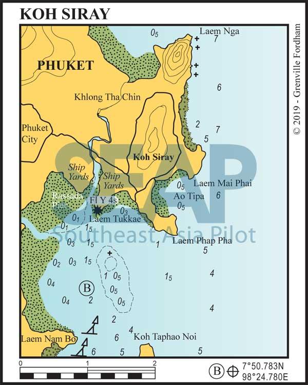 Koh Siray, Phuket, Thailand