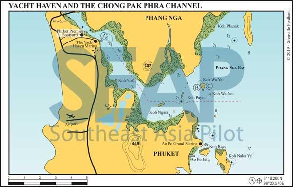Sarasin/Chong Pak Phra Channel & Yacht Haven Marina
