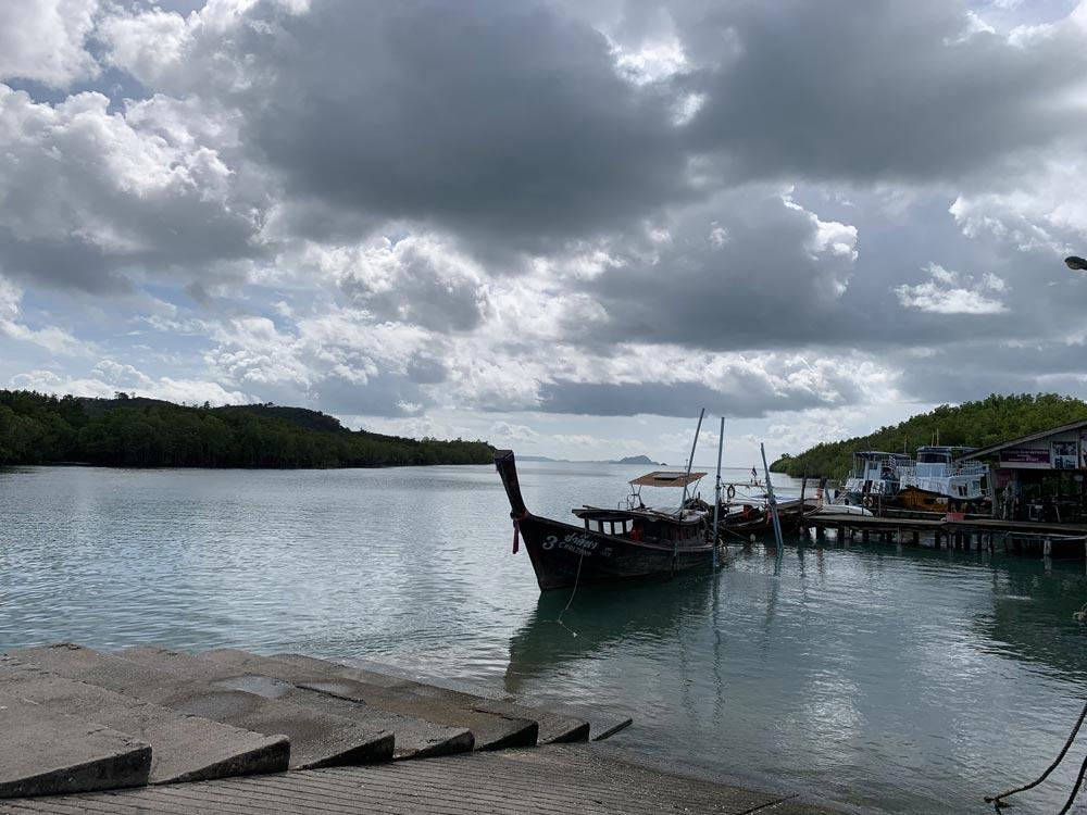 Bang Rong Pier speedboat to Koh Yao Noi