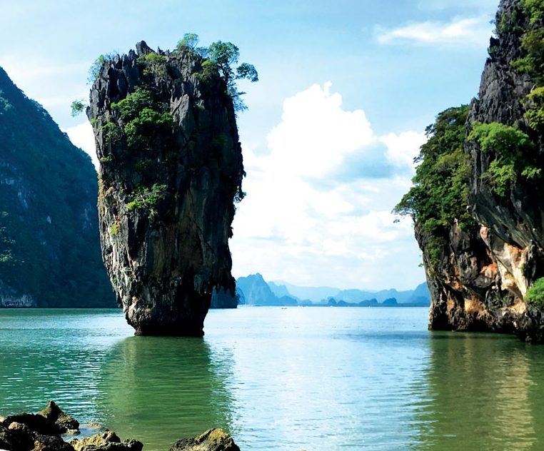 James Bond Island (Koh Phing Kan) | Photo by Grenville Fordham