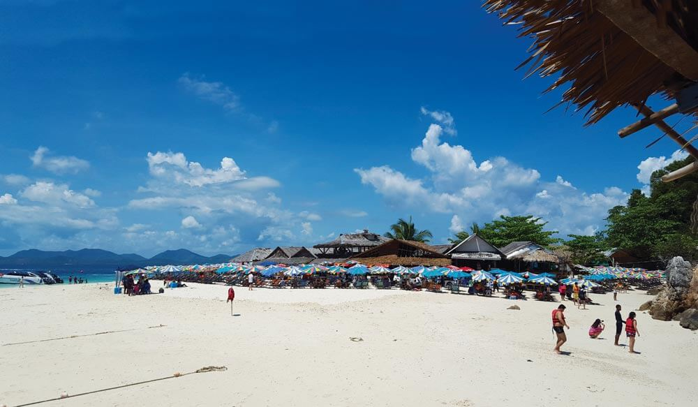 Koh Khai Nok: Much more appealing than it used to be