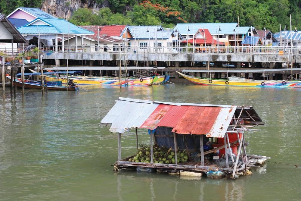 Koh Pan Yi, Phang Nga Bay, Thailand | Photo by IMAGE asia