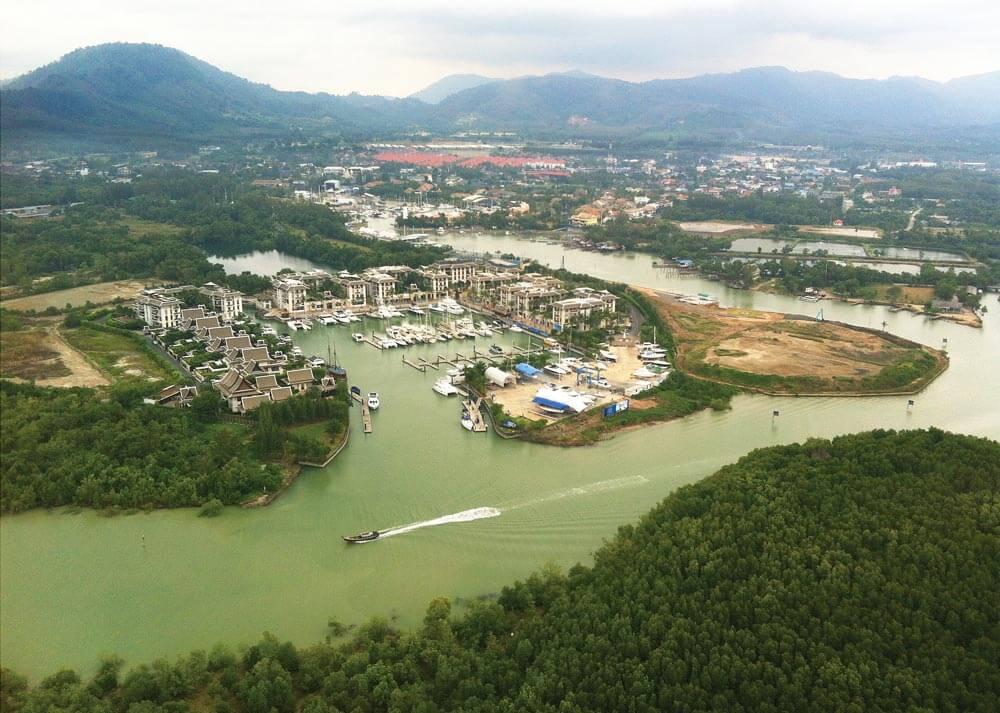 Roya Phuket-Marina and Boat Lagoon