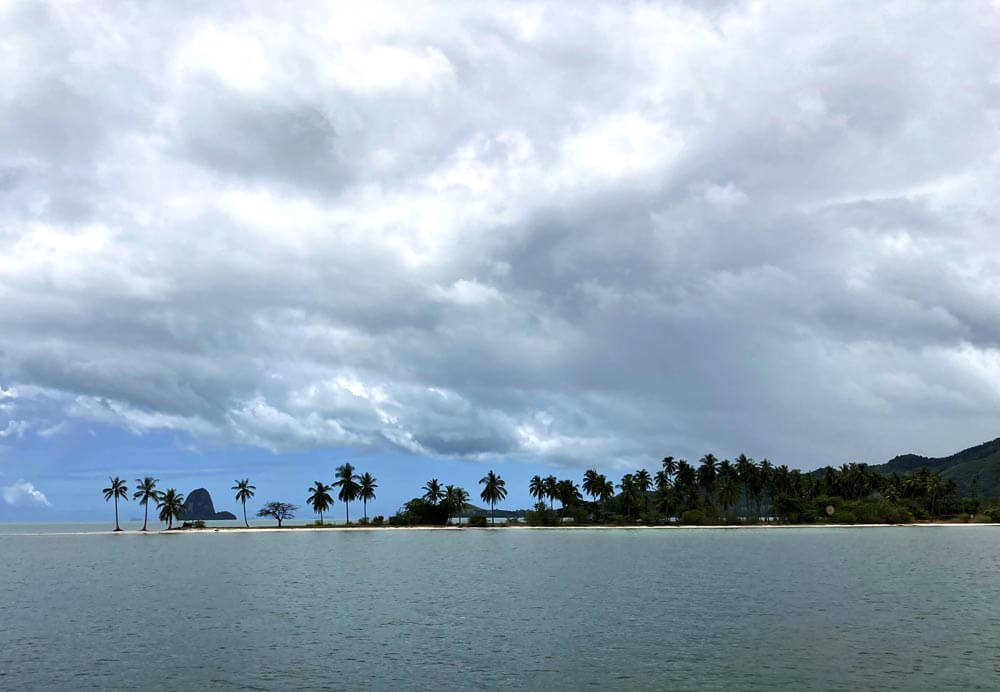 Koh Yao Sandspit - a popular relaxation spot with locals