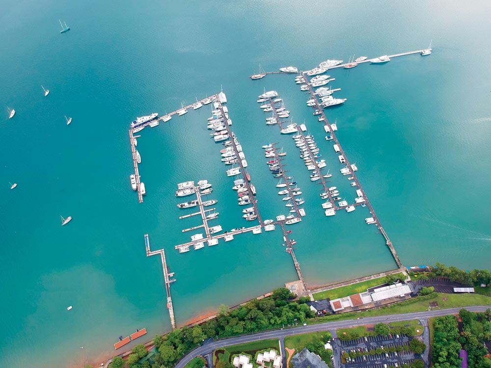 Phuket Yacht Haven Marina | Photo by Bill O'Leary