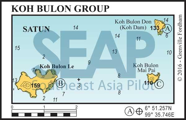 Bulon Island Group chart