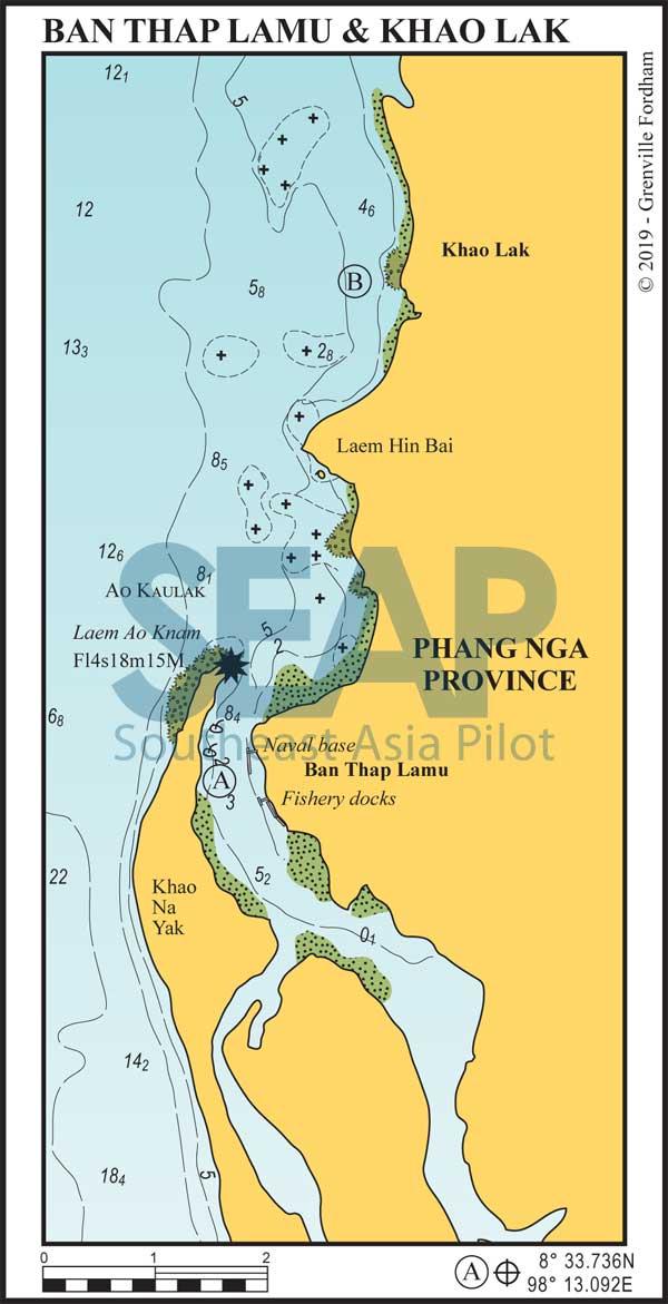 Ban Thap Lamu and Khao Lak