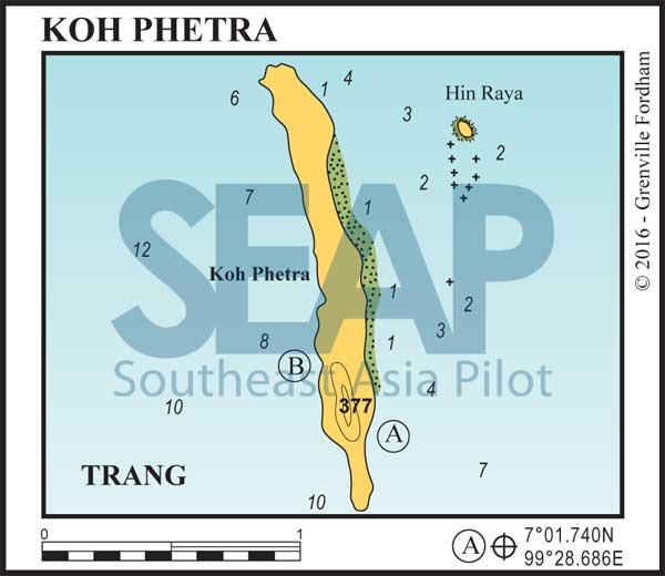 Koh Phetra chart