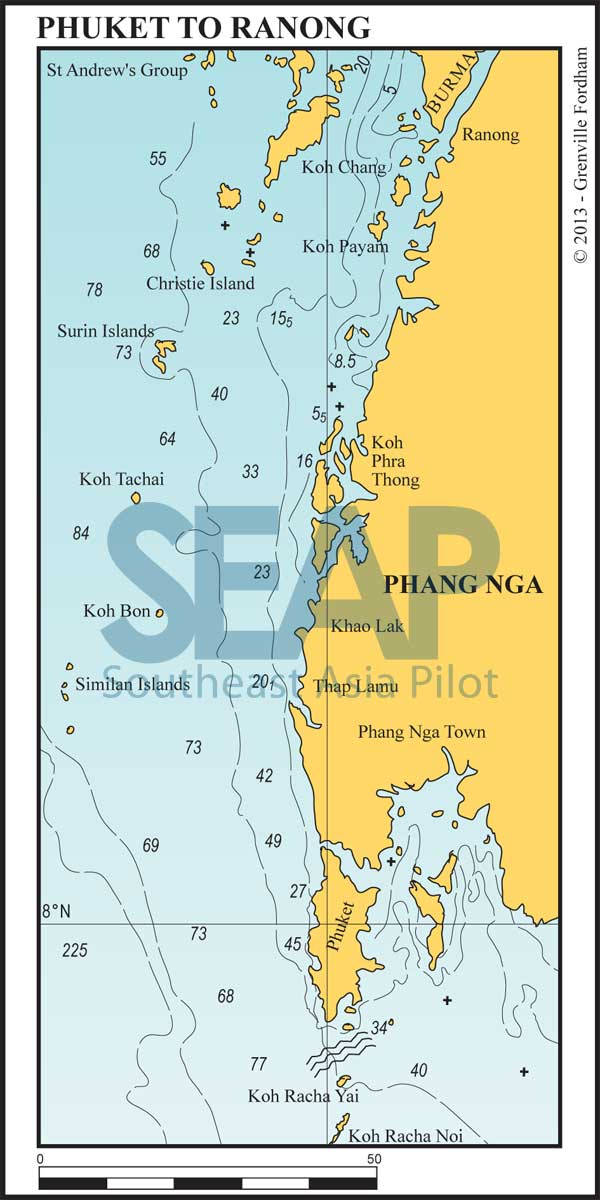 Phuket to Ranong