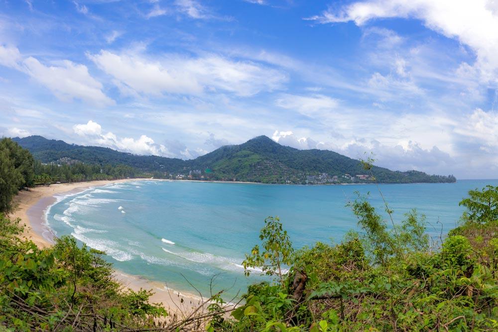 Kamala, once one of Phuket's most laid-back beaches