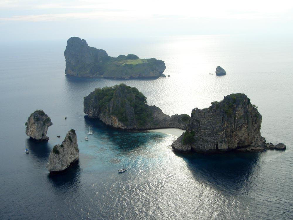 The Koh Ha Island Group