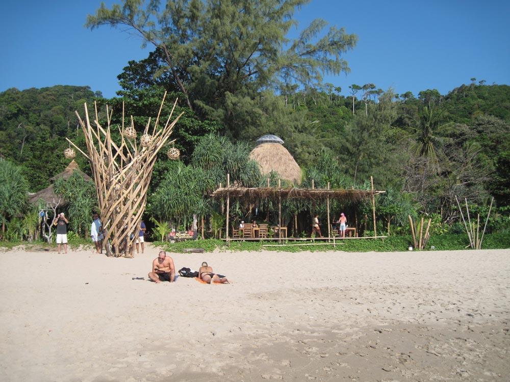 Hat Tiang beach, Koh Lanta