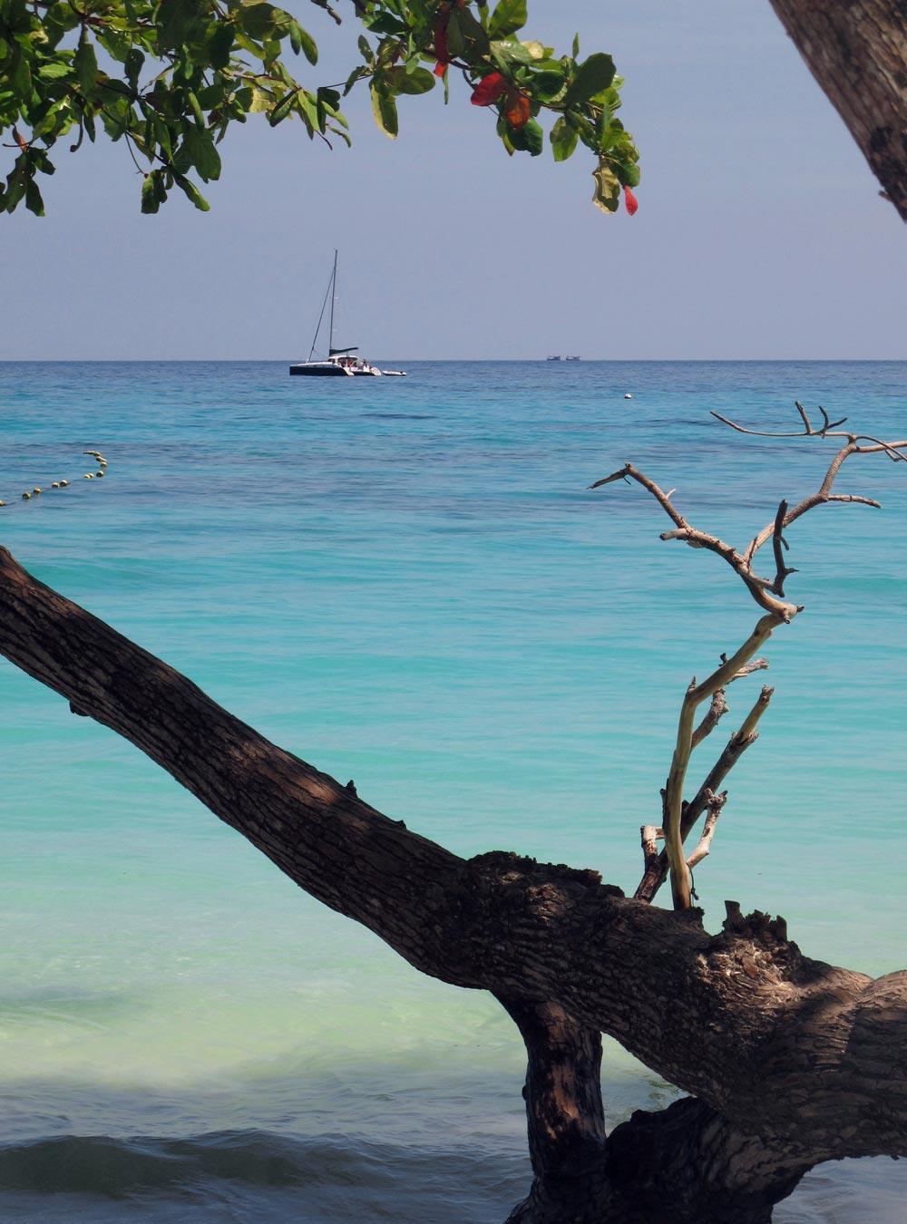 Idyllic island - Koh Rok Nok