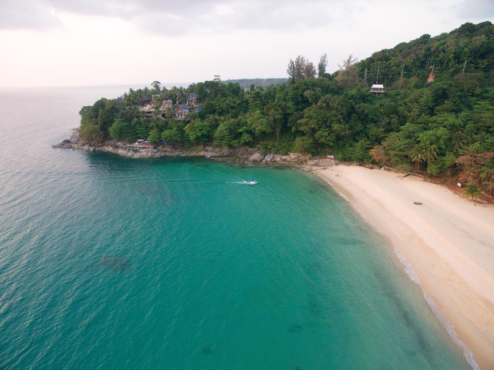 Laem Singh, west coast Phuket