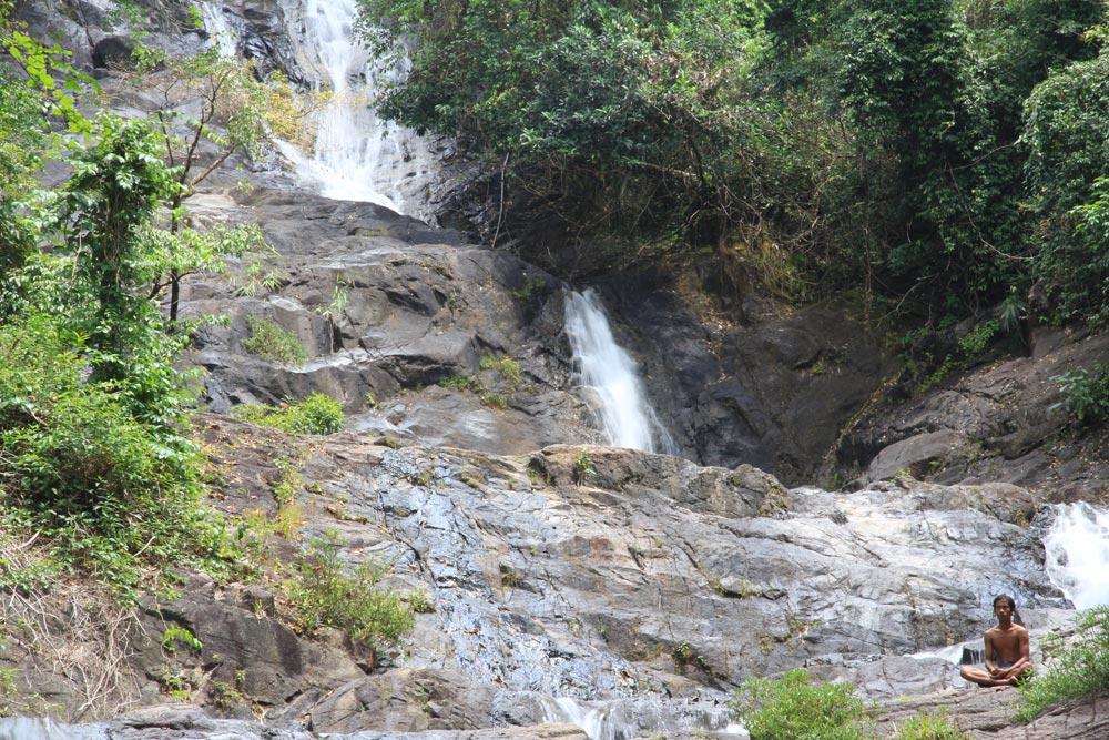 Lampee Waterfall, Khao Lak, Phang Nga Province