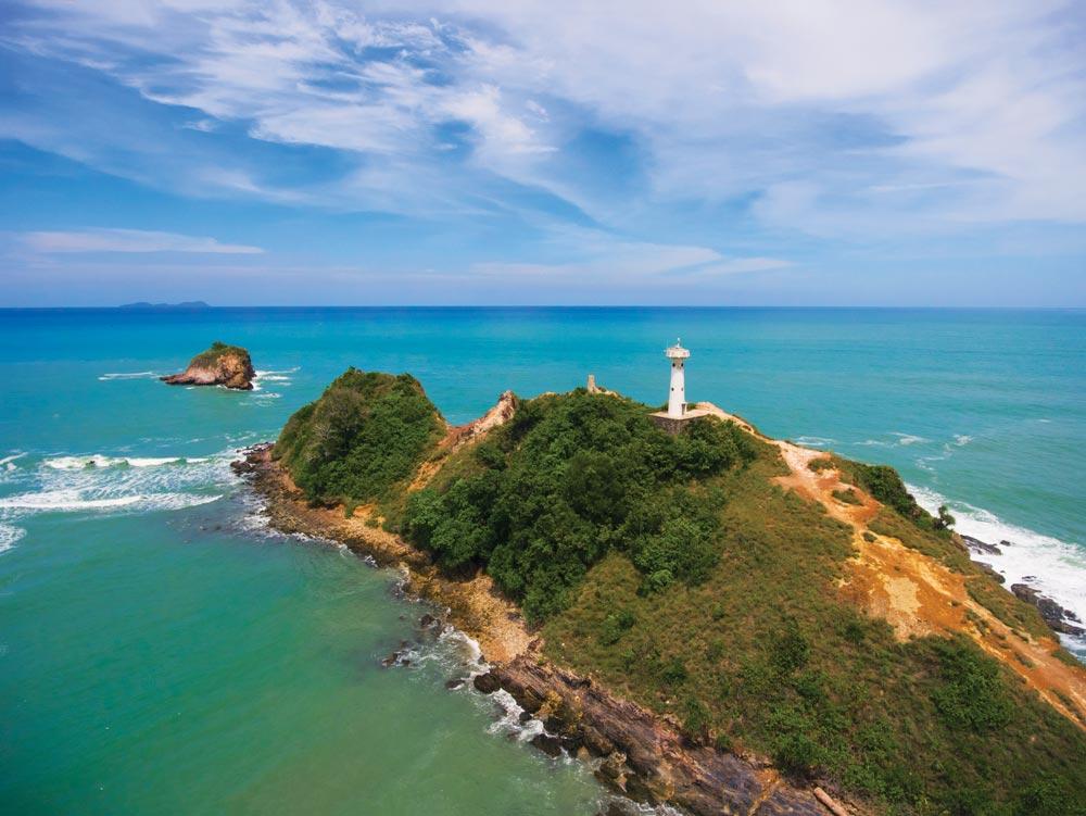 Koh Lanta lighthouse