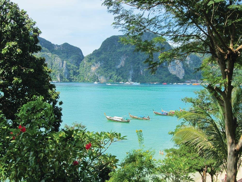 Phi Phi Don, Tonsai Bay