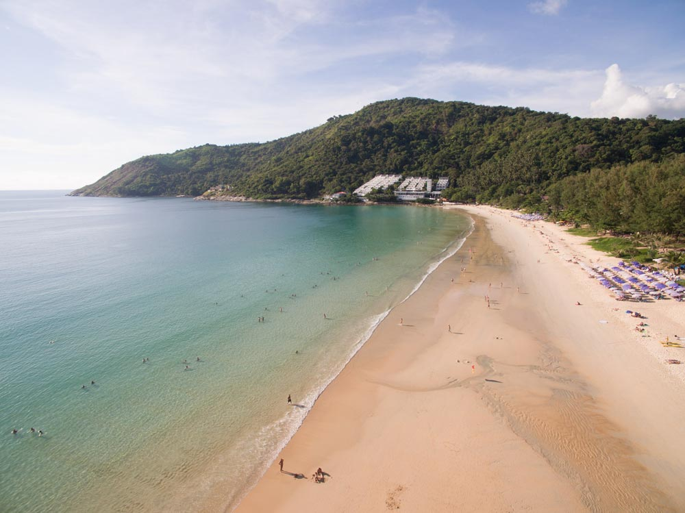 Naiharn Beach, Phuket | Photo by IMAGE asia
